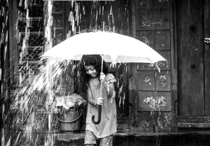 joy-rain-umbrella-happy-girl